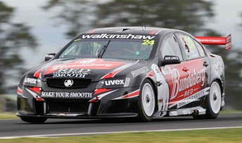 Fabian Coulthard at Bathurst last year