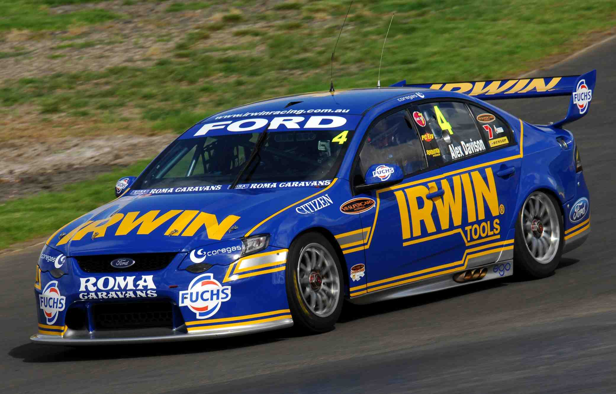 Frosty's former engineer joins IRWIN Racing