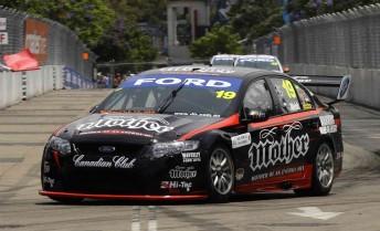 Jonathon Webb at the Sydney Telstra 500