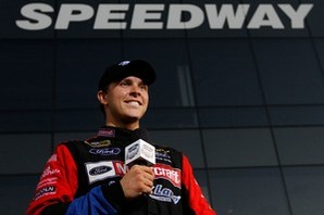 Q&A: Daytona 500 winner Trevor Bayne
