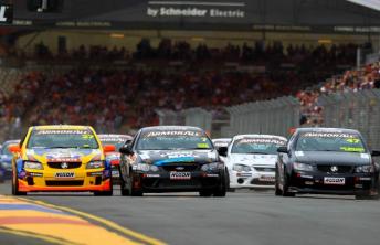 Stephen White will be on the V8 Ute grid in Adelaide