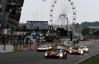 Team Joest has an impressive record in the Le Mans 24 Hours