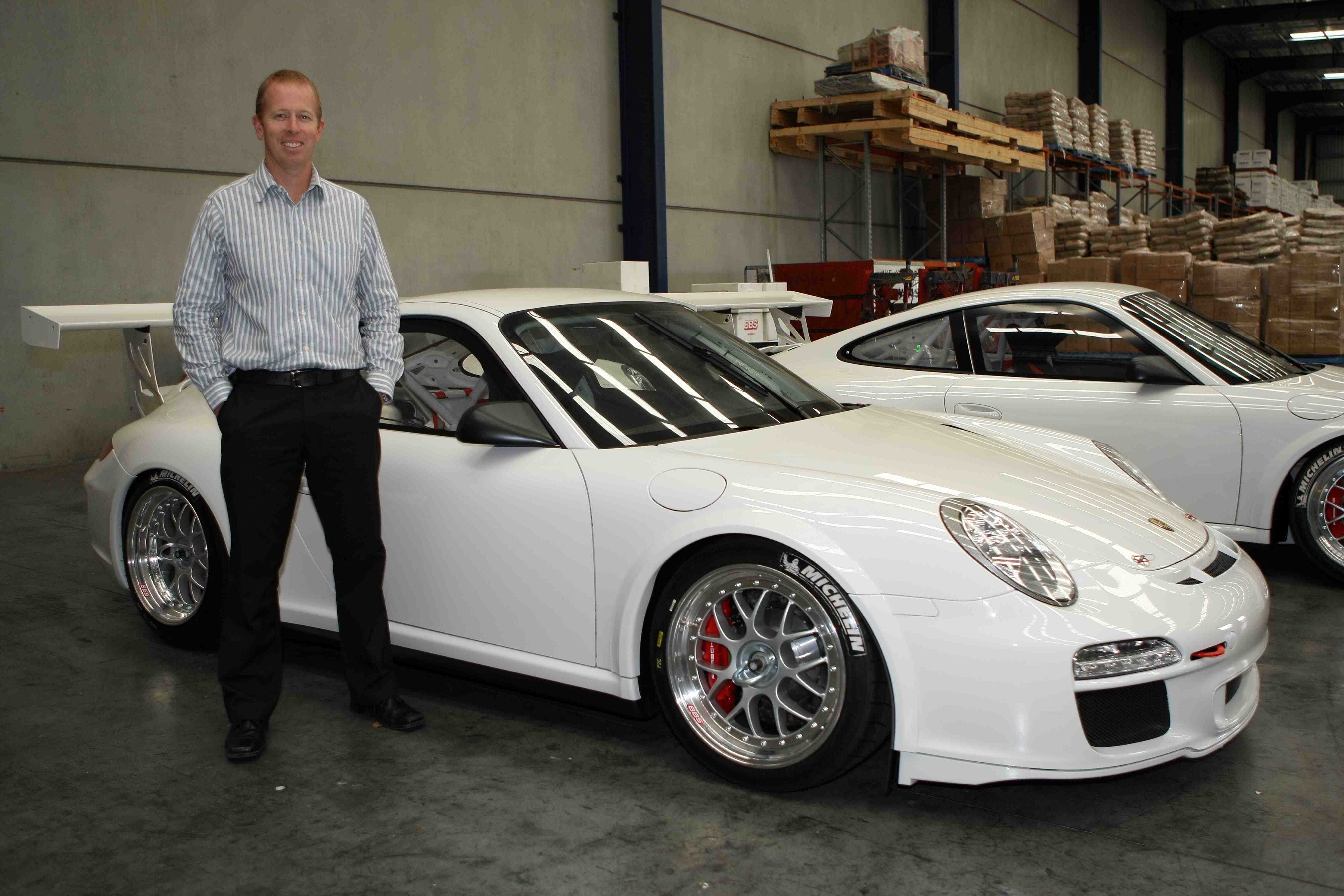 Steve Richards confirmed for Carrera Cup