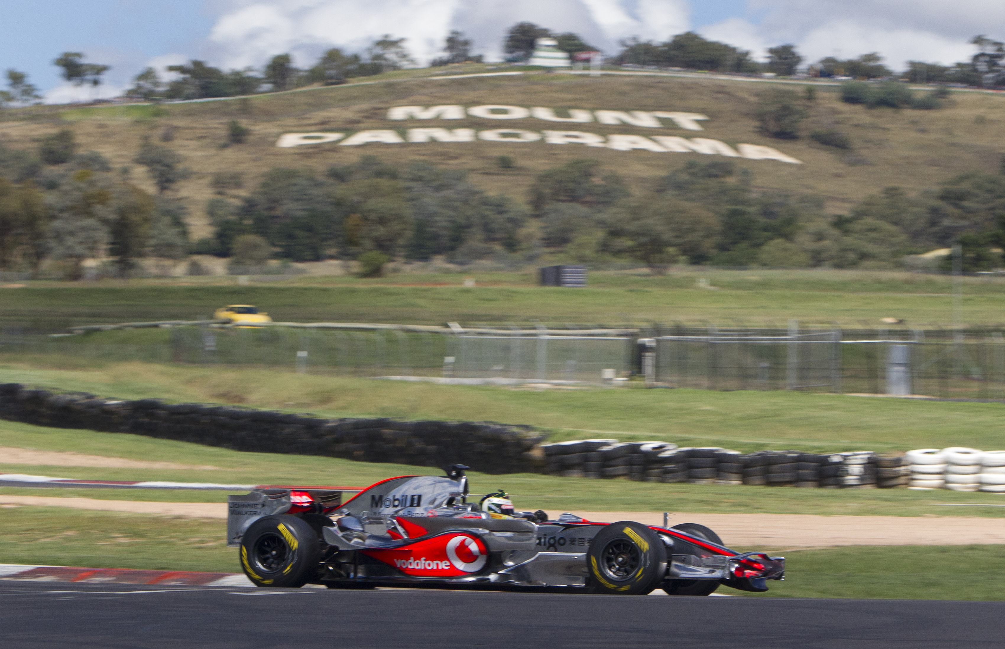 Supercars reveals failed Bathurst Festival of Speed pitch