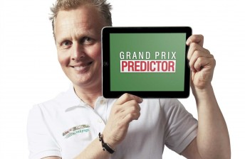Can you beat Johnny and the Castrol Edge Grand Prix Predictor?