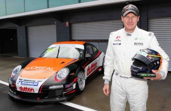 Mark Skaife confirmed for Carrera Cup debut