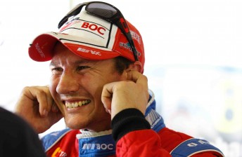 Jason Richards will compete in both the Fujitsu V8 Series and the Australian GT class this weekend