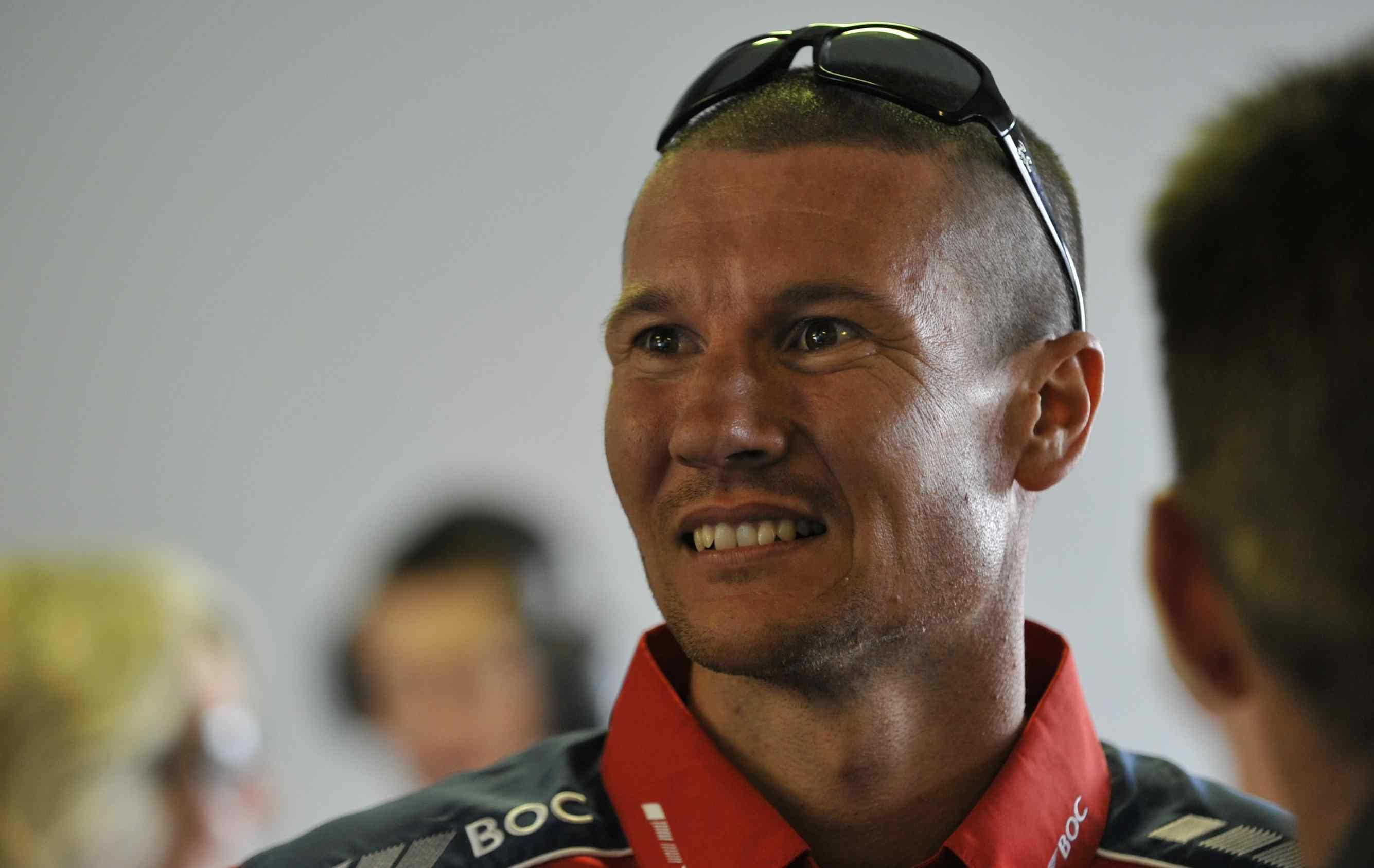 Jason Richards set for early race return