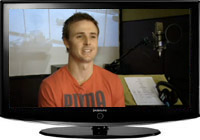 Mark Winterbottom talks about Cars 2