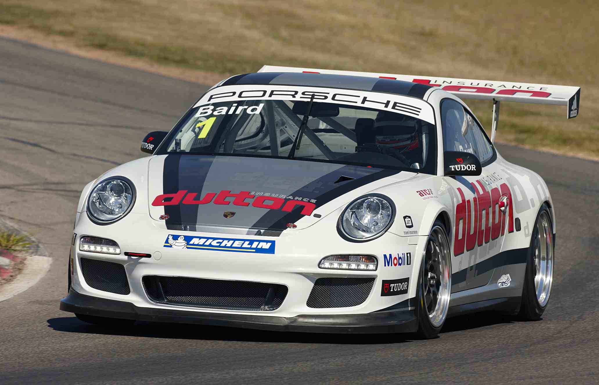 ENTRY LIST: Reborn Carrera Cup revealed