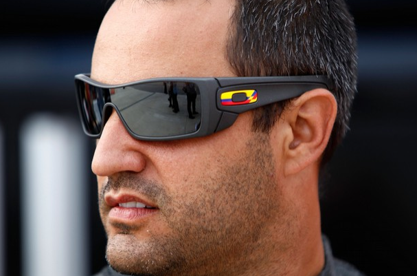 Montoya storms to Richmond pole