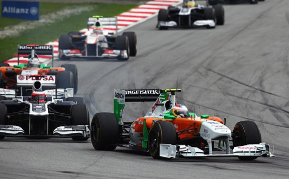 Force India launches brave hunt for talent