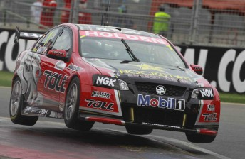 James Courtmey at the Clipsal 500
