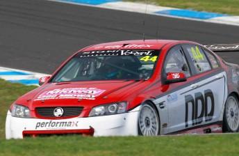 Geoff Emery drove with Marcus Zukanovic with GMR last year