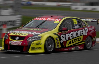 Russell Ingall's Supercheap Auto Racing Commodore VE