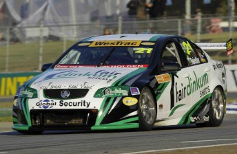 Q&A: Karl Reindler on his breakout V8 day