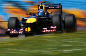 Vettel leads home Red Bull 1-2 in Turkey