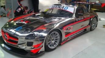 Hackett SLS 344x190 Mercedes GT3 undergoes parity testing