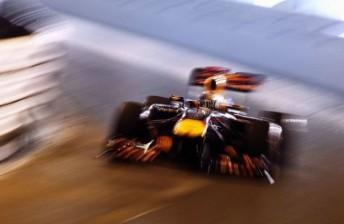 Vettel took his first ever Monaco pole