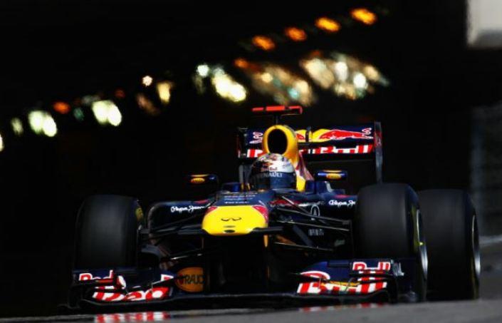 Vettel takes first Monaco Grand Prix win