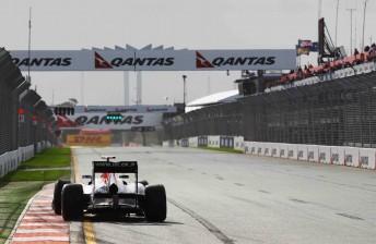 Aussie Grand Prix to remain at Albert Park