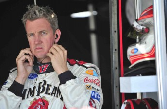 Johnson sticks with old car for coming rounds