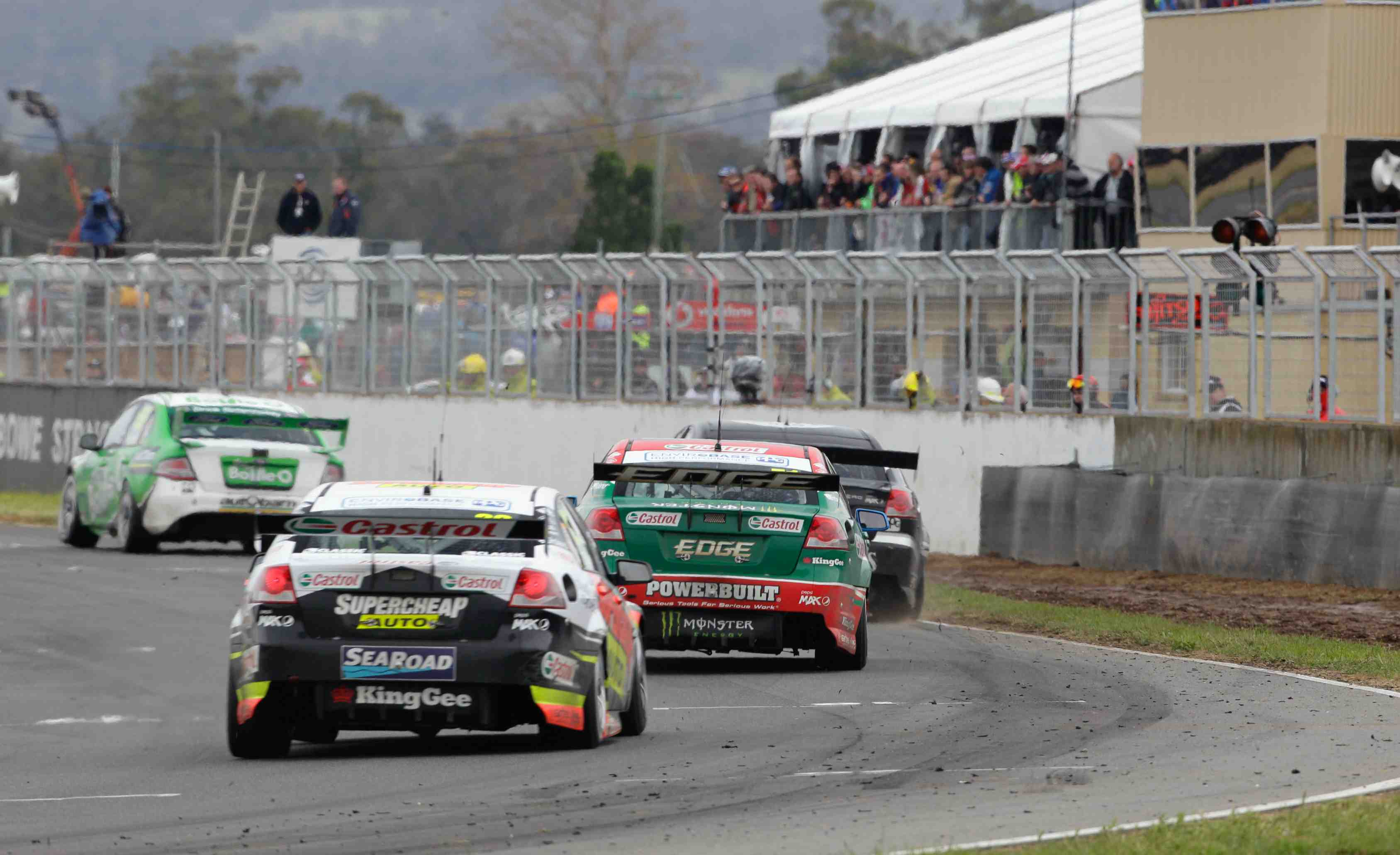 Chances of V8s returning to Symmons fading