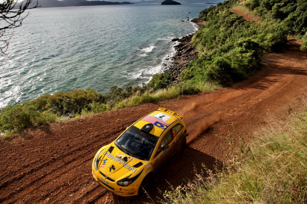 Atkinson wins in New Caledonia