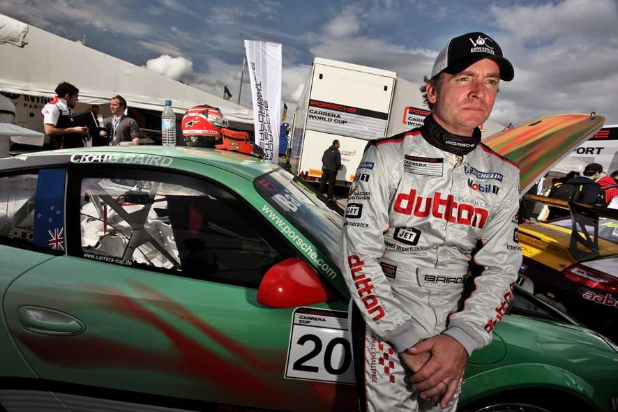 Baird takes 39th in Carrera World Cup
