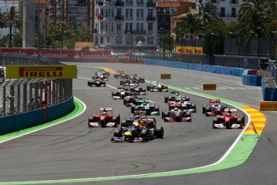 FIA confirms new F1 engine regulations