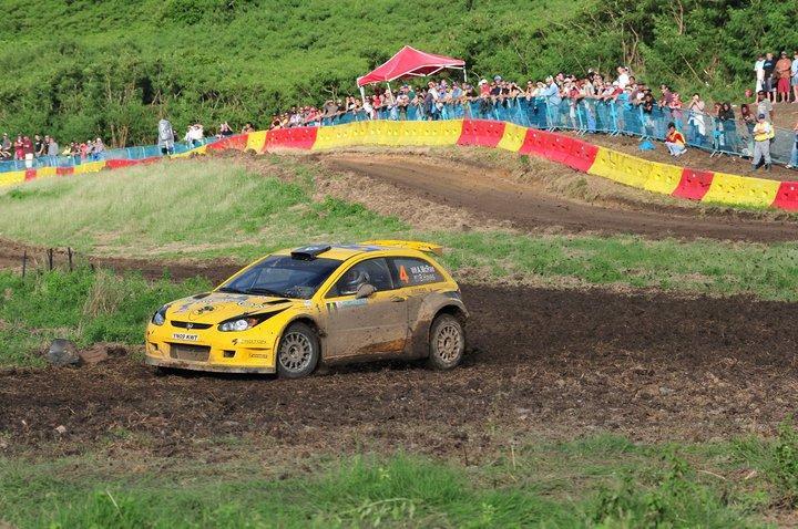 Sungkar leads Rally New Caledonia