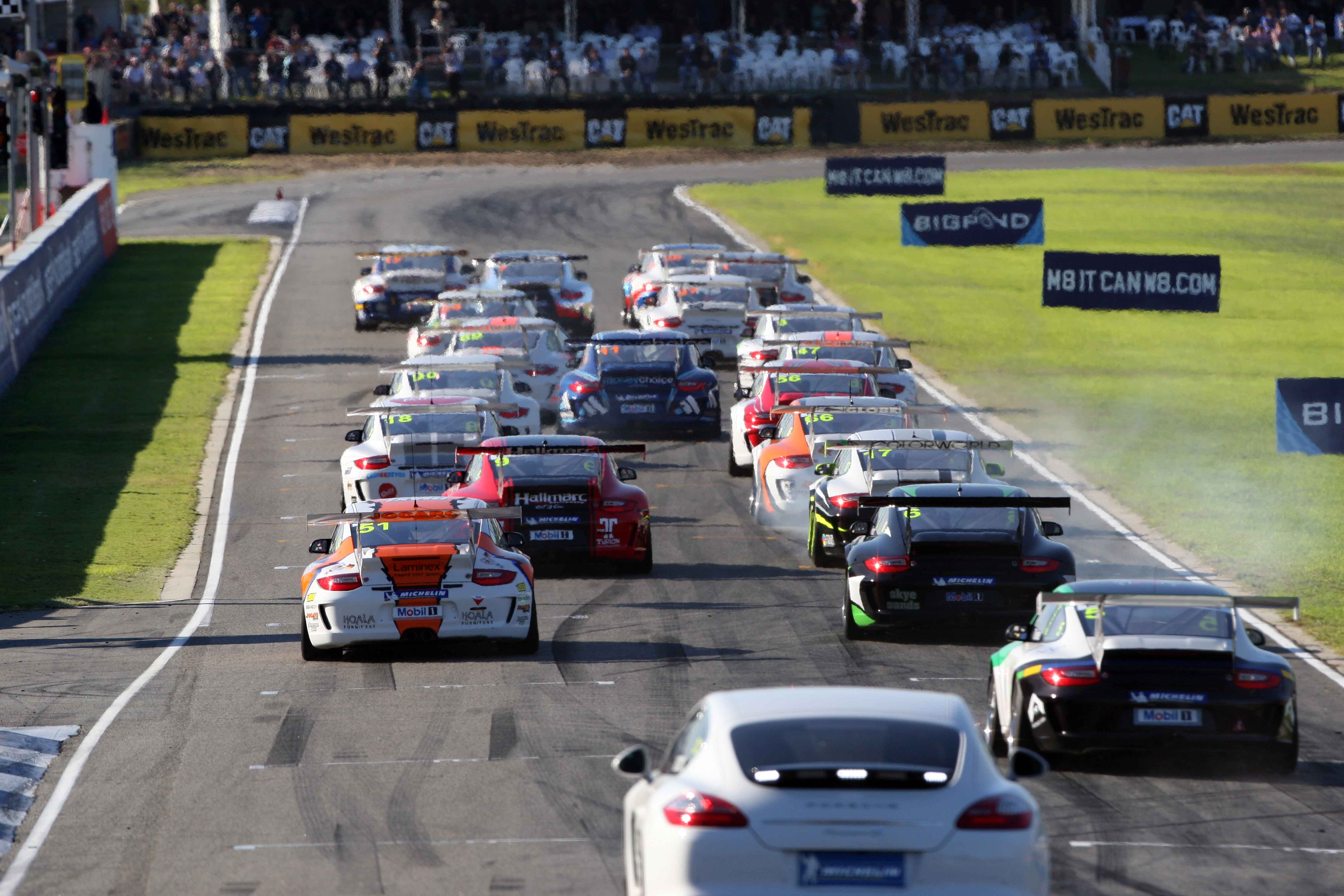More cars coming for Carrera Cup Australia