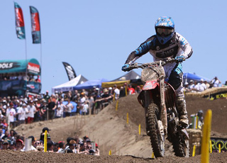 Reed retains AMA lead with moto win