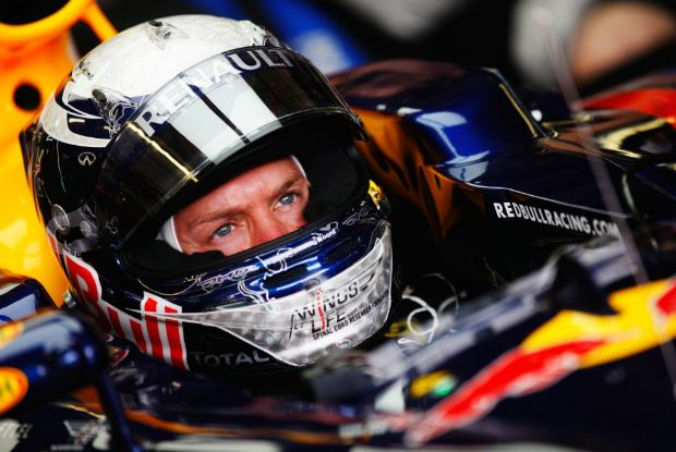 Red Bull one-two in Valencia qualifying