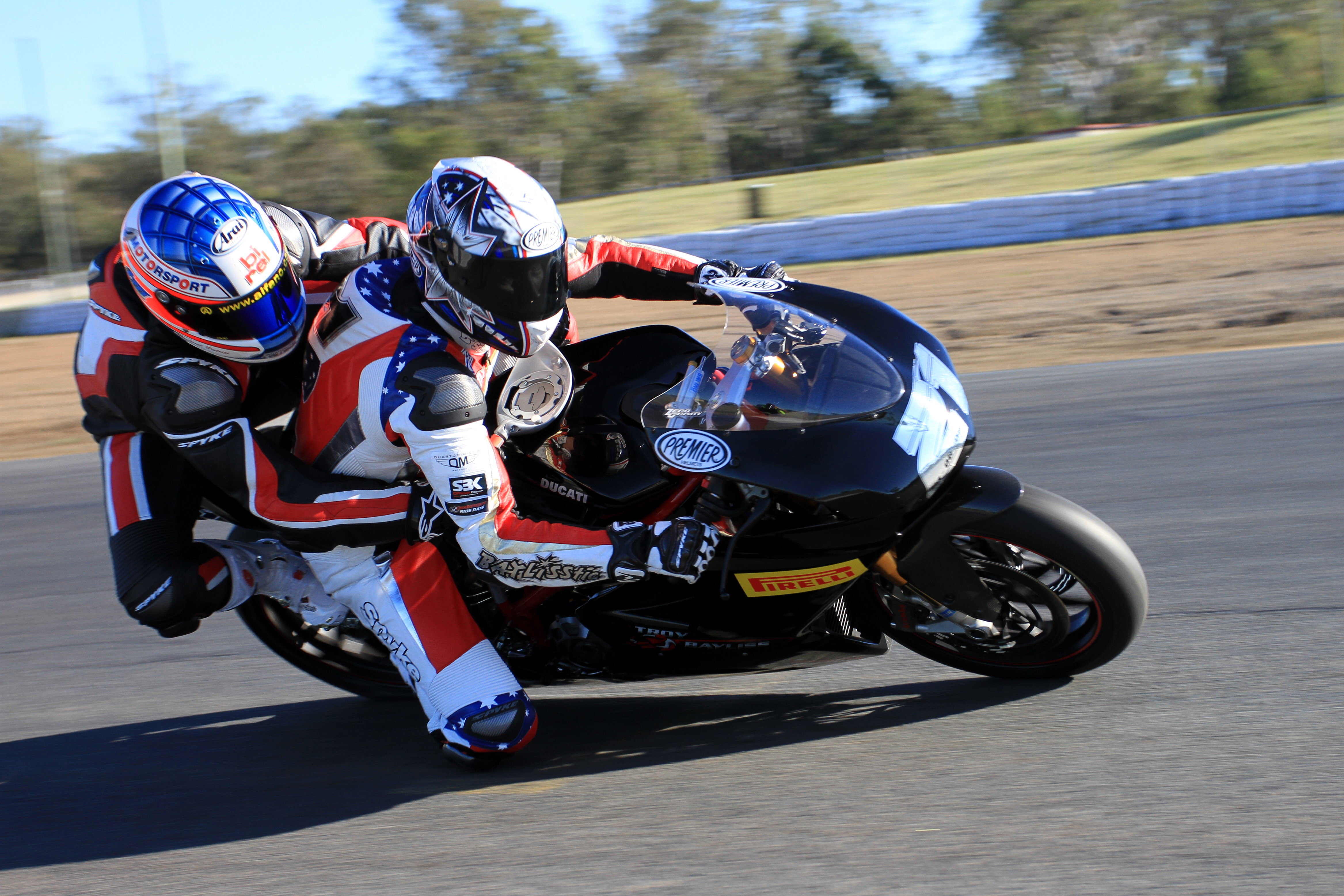 Troy Bayliss offers experience of a lifetime