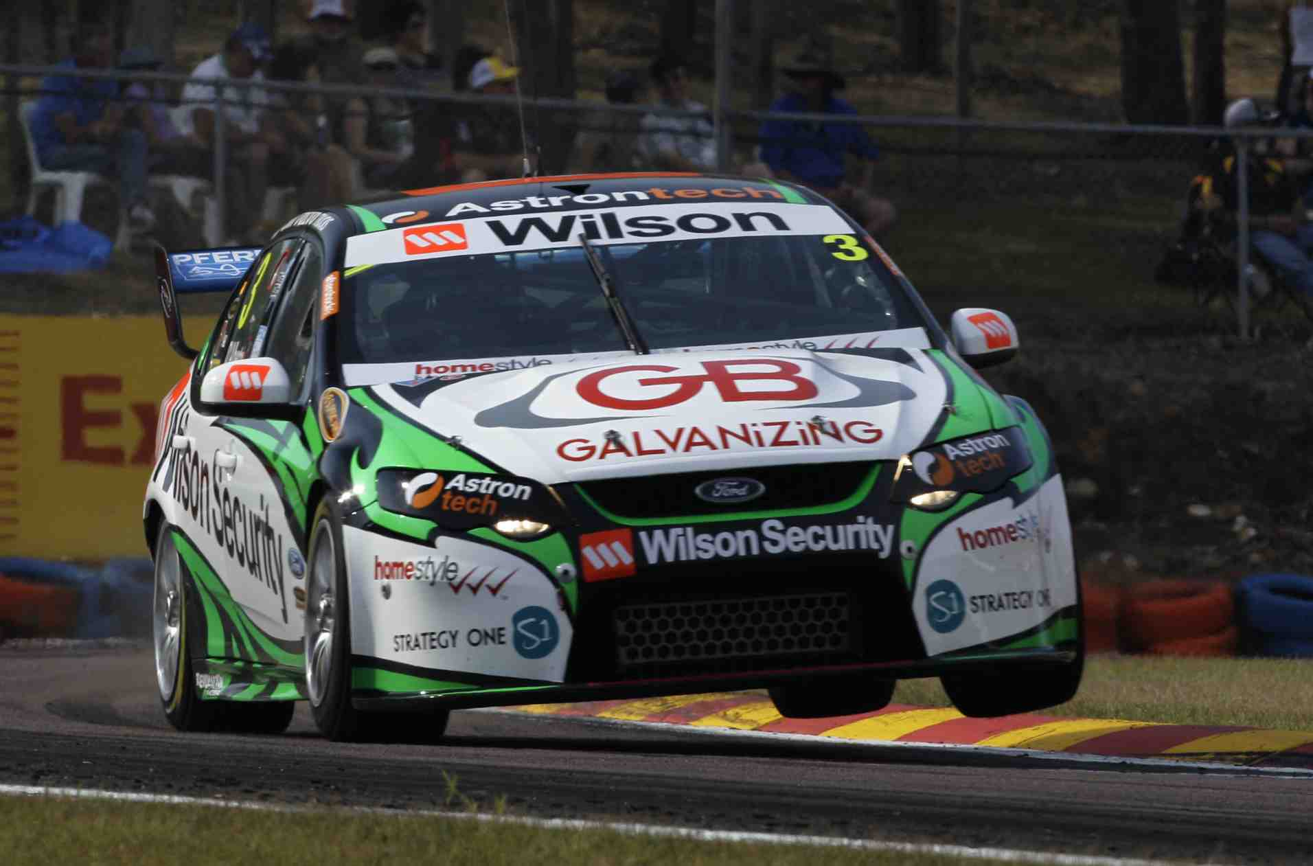 D'Alberto scores career-best result in Darwin