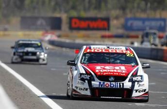 Melbourne V8 teams could be affected by ash