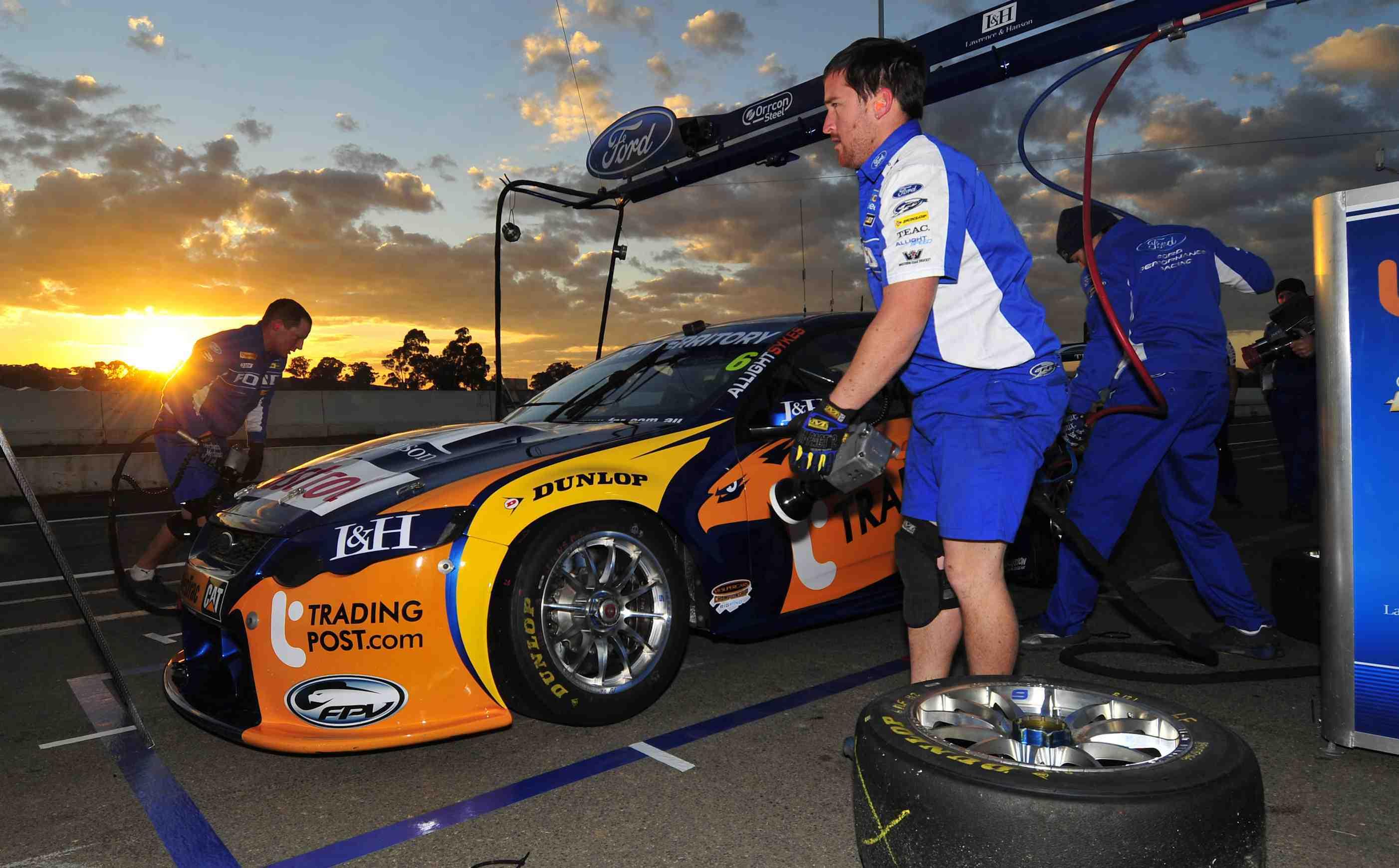 FPR banks more soft tyre testing