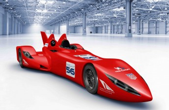 The radical DeltaWing machine has secured an entry in the 2012 Le Mans 24 Hour