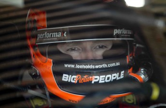 Holdsworth to decide on his GRM future soon