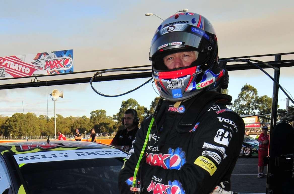 Greg Murphy close on 2012 drive deal