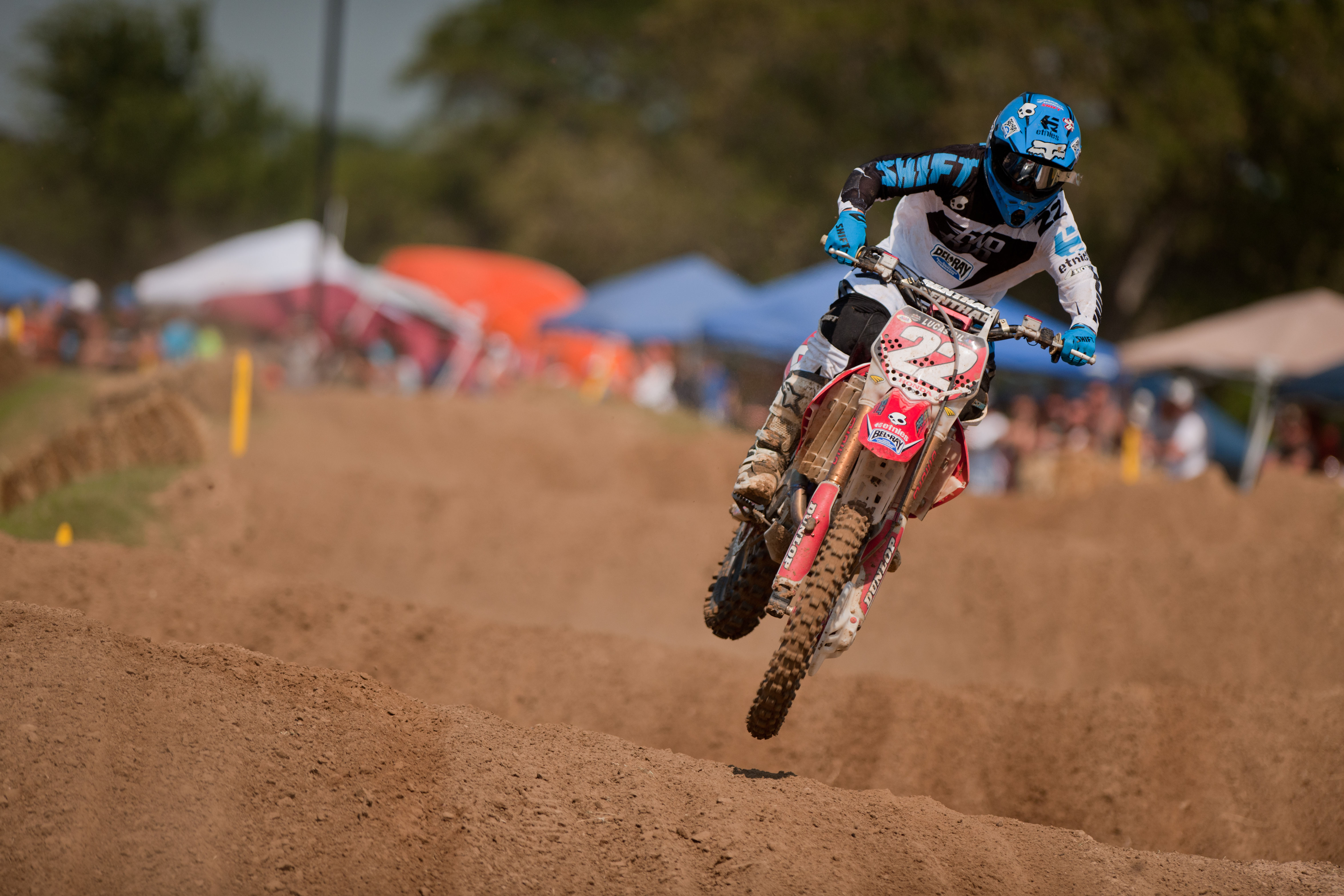 Chad Reed hits High Point