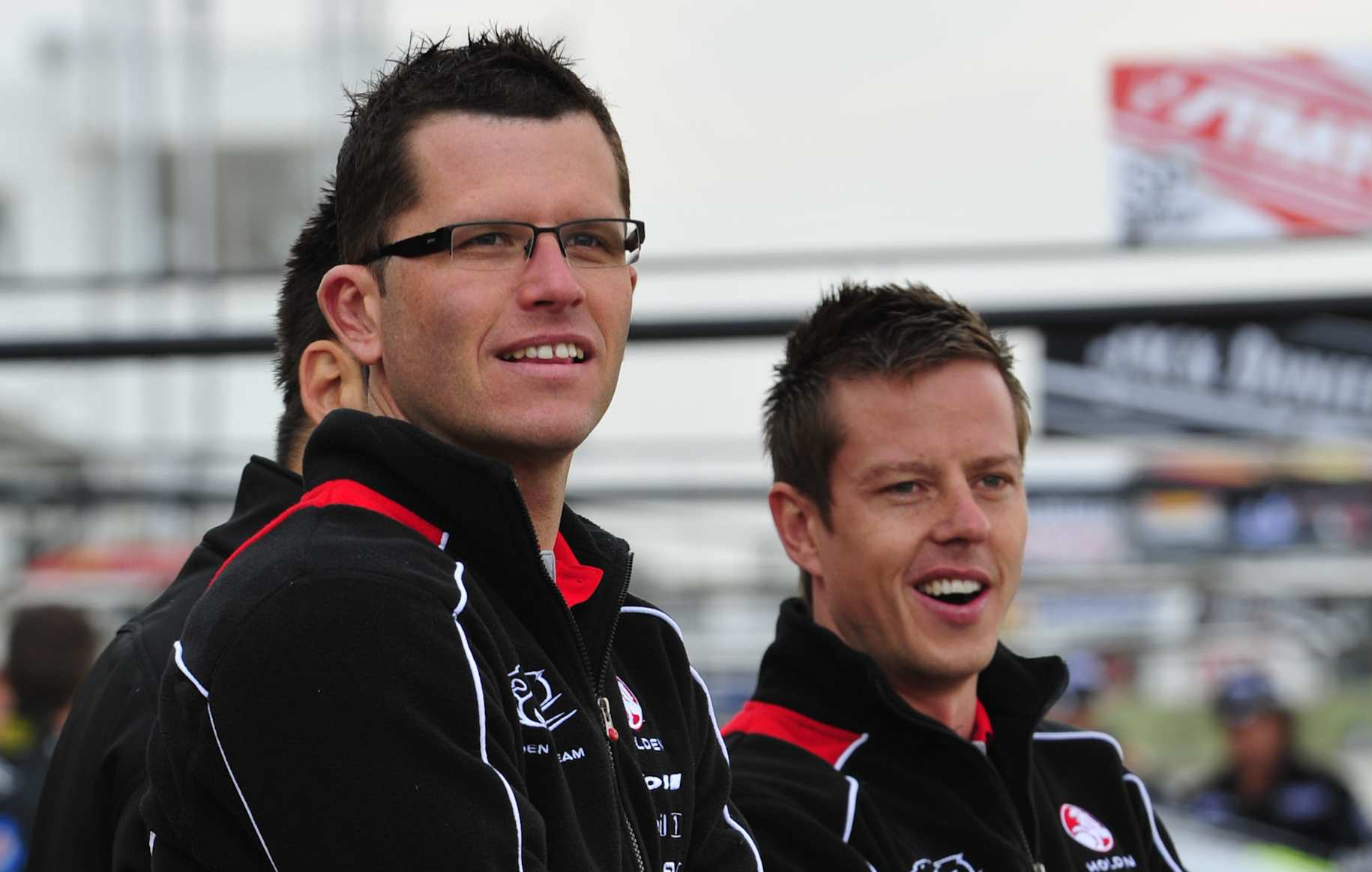 Garth Tander: Driver stability was the key