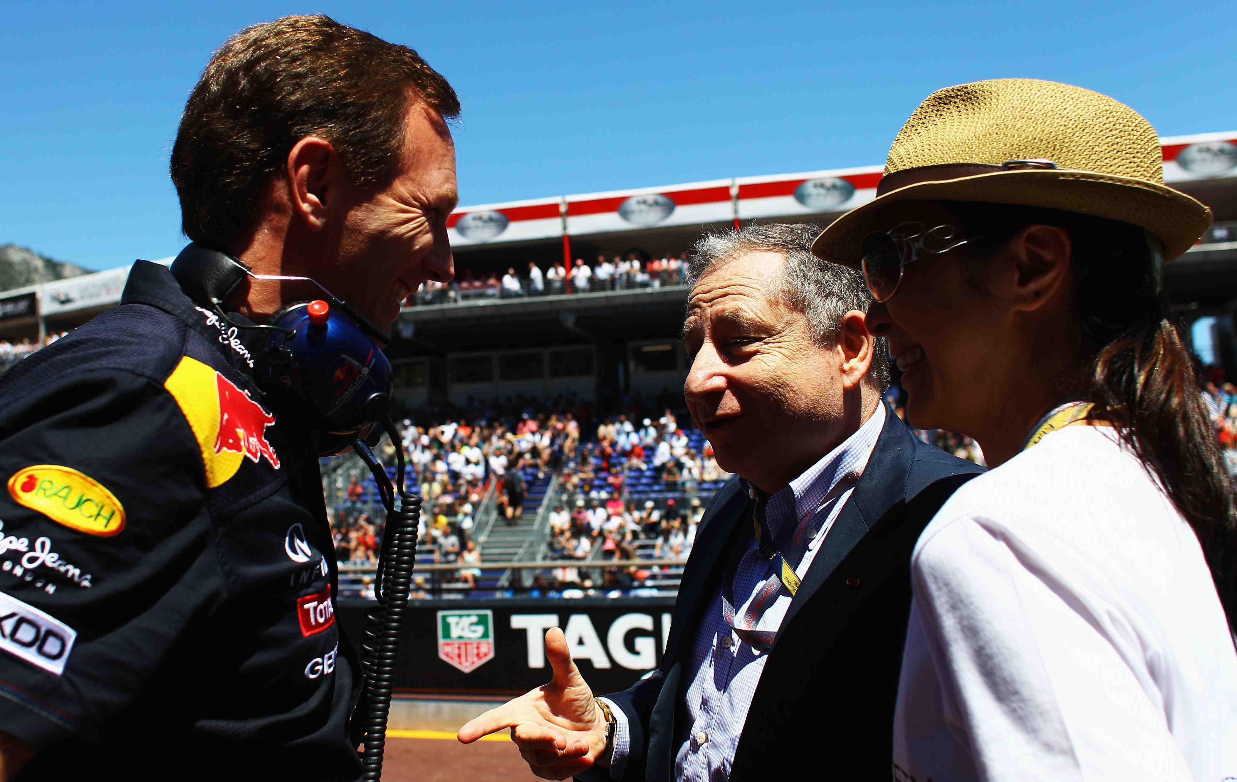 Todt keeps 2012 F1 calendar at 20 races