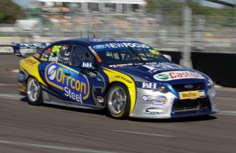 Winterbottom takes fourth consecutive pole