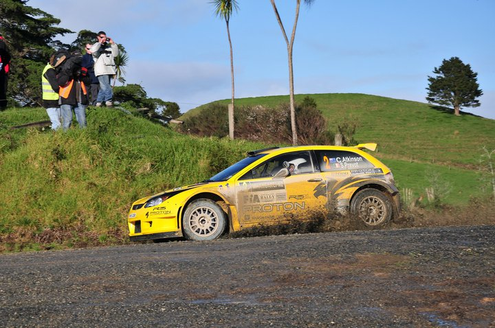 Atkinson wins in New Zealand