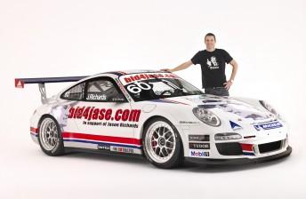 JR with the #60 Porsche