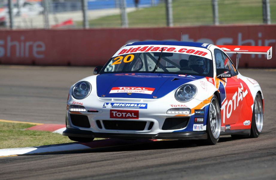 Team BRM plans Carrera Cup expansion