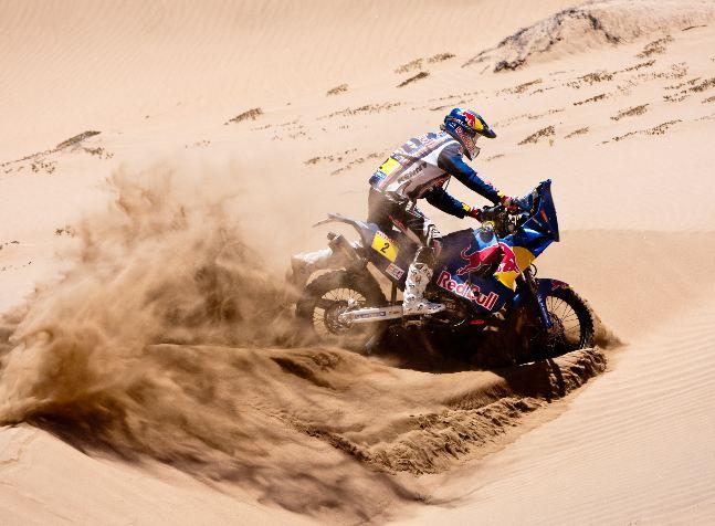 Dakar legend to tackle Australasian Safari