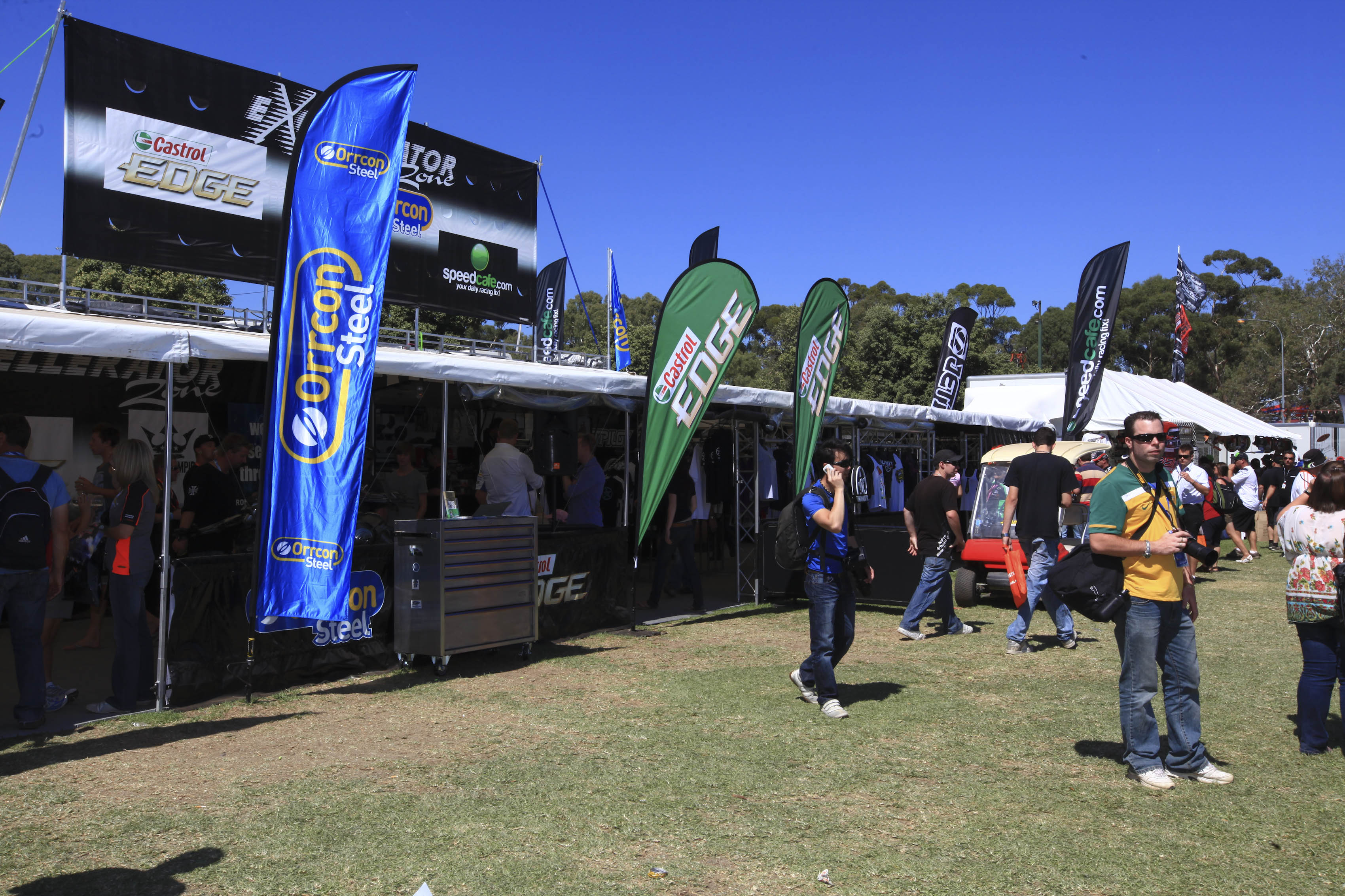 eXcellerator Zone returns for Townsville